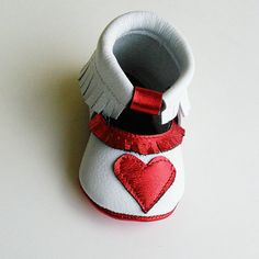 Check out this item in my Etsy shop https://www.etsy.com/listing/217054591/lovely-heart-bella-moccs-valentines-day