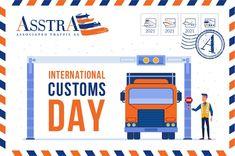 #customs #asstra #logistics