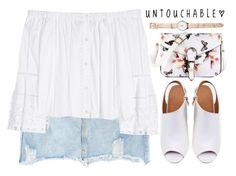 """""""Untouchable"""" by mihreta-m ❤ liked on Polyvore featuring Carolina Herrera"""