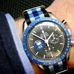 Watch Anish - Luxury Watches and Menswear Big Watches, Luxury Watches, Watches For Men, Blues Clues, Omega Speedmaster, Lebron James, Omega Watch, Gentleman, My Style