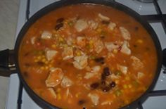 Mexikói rizottó  - Okoskonyha.hu Thai Red Curry, Baking, Ethnic Recipes, Food, Bakken, Eten, Bread, Backen, Meals