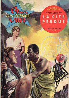 STAR CINE COSMOS 64 année 1964 LA CITE PERDUE TBE