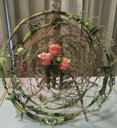 Centre of Attention HC2 | NSW Floral Art Association Inc