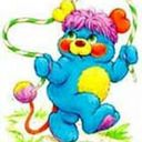 Popples! I freakin LOVED Popples when I was little! I had this guy here and a few more!!! Damn, I wish I kept them...maybe my mom has them stowed away in the attic!