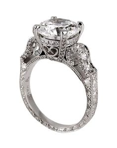 Neil Lane.  My Fantasy Wedding Ring!!!