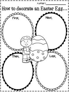 FREEBIES in the PREVIEW!  April Writing Activities for 1st-2nd grades!  Themes included:  -April brings Rain Showers and April Fool's Day, Easter Bunny, On Spring Break, I, Easter, My Friend, My Pet, and Earth Day! Check it out!