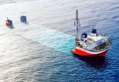 Dark Roasted Blend: Huge Semi-Submersible Ships