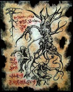 Spawn of Ubbo Sathla by MrZarono Hp Lovecraft, Lovecraft Cthulhu, Cthulhu Art, Ange Demon, Demon Art, Arte Horror, Horror Art, Necronomicon Lovecraft, Yog Sothoth