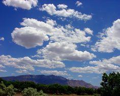Sandia Sky - Sandia Mts, New Mexico
