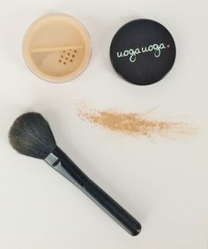 Uoga Uoga Lithuanian brand. Natural mineral powder. The best one I've ever tried!