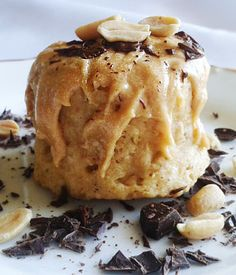 Do you like snickers? Then try this snickers fitness mug cake! Easy to prepare, tastes great. Recipe in new ebook Healthy fitness mug cakes available on Amazon.