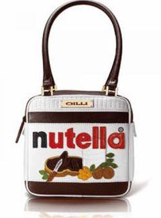 Gilli Nutella Cube is the perfect replica of a big jar of Nutella