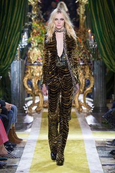 Women's Autumn Winter Collection Fashion Show - Roberto Cavalli Serbia
