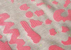 Lucy Simpson et le textile siliconé.