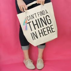 Make your own cheeky tote bag in minutes with this tutorial.