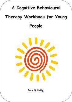 CBT Workbook for Young People Repinned by Kim Peterson @ www.kimscounselingcorner.com.