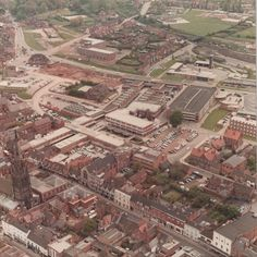 (C) Lichfield District Council- Lichfield City Early 1990s