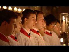 El Rincon de mi Espiritu: My Song Is Love Unknown  -  King's College, Cambri...