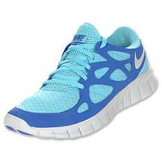 The closest thing to running barefoot is the Nike Free Run+ 2 Running Shoe,  LOVE LOVE these shoes...I have two pair and it seems like you can run for miles - o- smiles!
