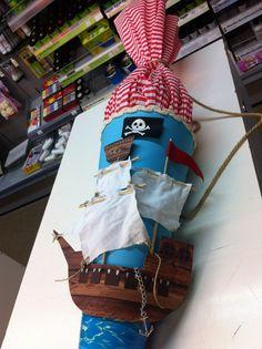 Piratenschultüte