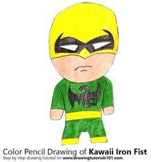 Kawaii Iron Fist Step