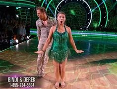 Dancing with the Stars 2015, Scores, dances from last night - Bindi Irwin on top