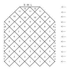 Checkmate / DROPS 165-12 - Ilmaiset neuleohje DROPS Designilta