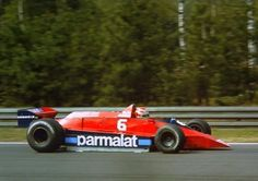 Brabham BT48 Alfa Romeo - Nelson Piquet (1979)