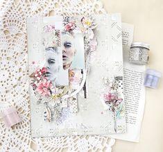 "Lovely things: Страничка ""Dream"" и открытка для Фабрики 212"