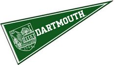 Dartmouth Felt Pennant consists of our full size pennant which measures inches, constructed of felt, single sided imprinted, and offers a pennant stick sleeve. This Dartmouth Felt Pennant is officially licensed by the selected University and the NCAA. Sacramento, College Pennants, Las Vegas, Dartmouth College, College Admission, Screen Printing, Felt, Sports, Interior Walls