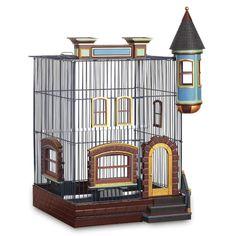 Brownstone Bird Cage