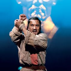 Photo of Jon Jon Briones as The Engineer in Miss Saigon. Broadway Theatre, Musical Theatre, Lea Salonga, Miss Saigon, School Of Rock, Theatre Quotes, Brand Campaign, Acting Tips, American Tours