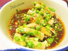 口水鸡 Kung Pao Chicken, Chinese Food, Guacamole, Salsa, Food And Drink, Fresh, Ethnic Recipes, Rice, Chinese Cuisine