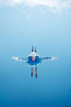 I want to attend the winter Olympics.   (Amazing photo - Winter Olympics 2010 by Ryan Mcginley)