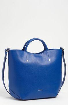 Furla    'Arianna - Large' Saffiano Leather Shopper