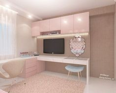 Work space decor idea
