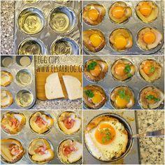 Hartige hapjes, Hapjes, eieren, spek, brood, high tea,