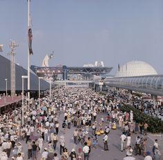 Osaka 1970...I was there....somewhere