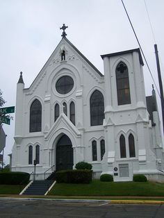 Sacred Heart Catholic Church- Palestine TX
