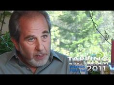 """One of the most eye-opening videos I've ever seen on the subject of """"What is possible?"""" with Dr. Bruce Lipton #EFT #Tapping #TheTappingSolution"""