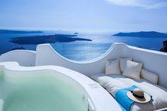 Native Eco Villa : Imerovigli : Santorini Villas - Greece Villas