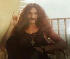 Geezer Butler,1971 Tony Iommi, Geezer Butler, The Doors Jim Morrison, James Dio, Metal Drum, Heavy Rock, Ozzy Osbourne, Heavy Metal Bands, Black Sabbath