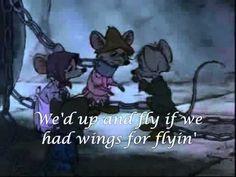 ▶ Not in Nottingham With Lyrics - YouTube... Disney's Robin Hood