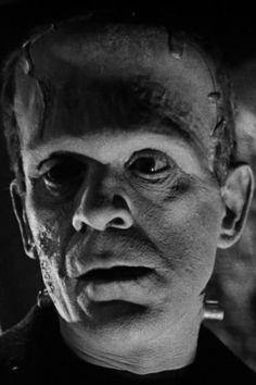 Boris Karloff in The Bride of Frankenstein (1935)