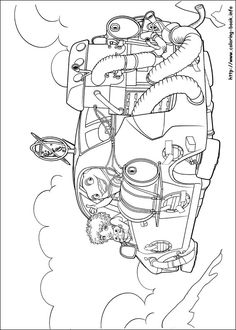 oh movie coloring pages - photo#4