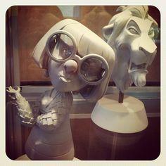 Edna Mode maquette