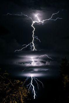 Lightning strike bydgarkauskas