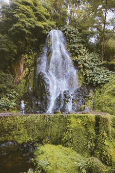 São Miguel, Azores – the hidden treasure of the Atlantic — Madalena Travels Sao Miguel Azores, Natural Park, Main Attraction, Maine, Waterfall, The Incredibles, Day, Nature, Travel