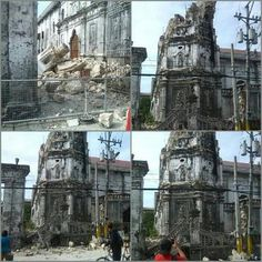 A magnitude quake hit Bohol on Tuesday morning, the Philippine Institute of Volcanology and Seismology (Phivolcs) said. Philippines Earthquake, Philippine News, Visayas, Bohol, Pinoy, Barcelona Cathedral, Mount Rushmore