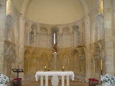 Interior de la Iglesia de Sta. Mª de Siones by Merindades, Sensaciones por Descubrir, via Flickr